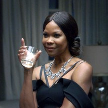 Angela Robinson as Veronica in 'The Haves and the Have Nots'